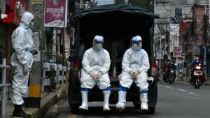Falta de oxígeno por covid-19 pone en jaque a Nepal