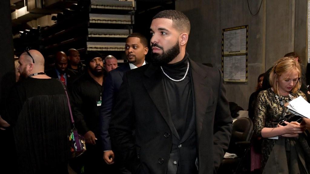 El rapero Drake es tendencia