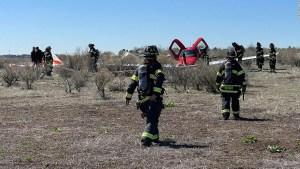 Avionetas chocan en EE.UU. y sus ocupantes salen ilesos