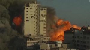 Conflicto entre Israel y palestinos podría llegar a la guerra
