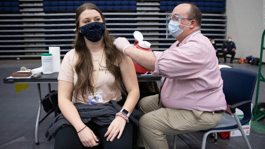Ohio sortea dinero para que la población se vacune