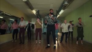 LeBron James, rey de la salsa y el baloncesto