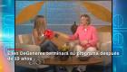 Casi llorando, Ellen DeGeneres anuncia fin de su show