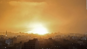 Israel concentra fuerzas en zona contigua a Gaza