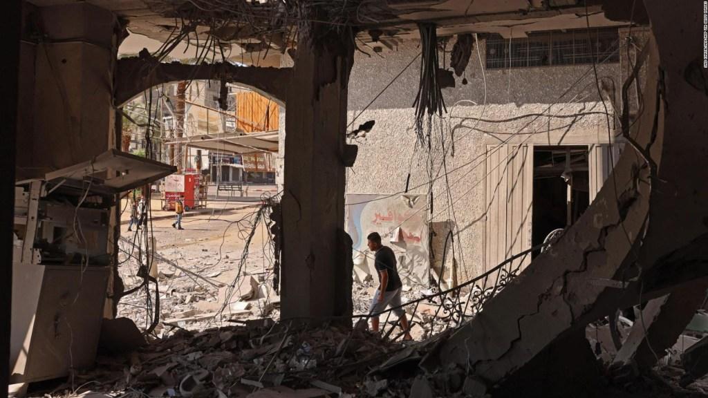 Así utilizan los palestinos los túneles subterráneos