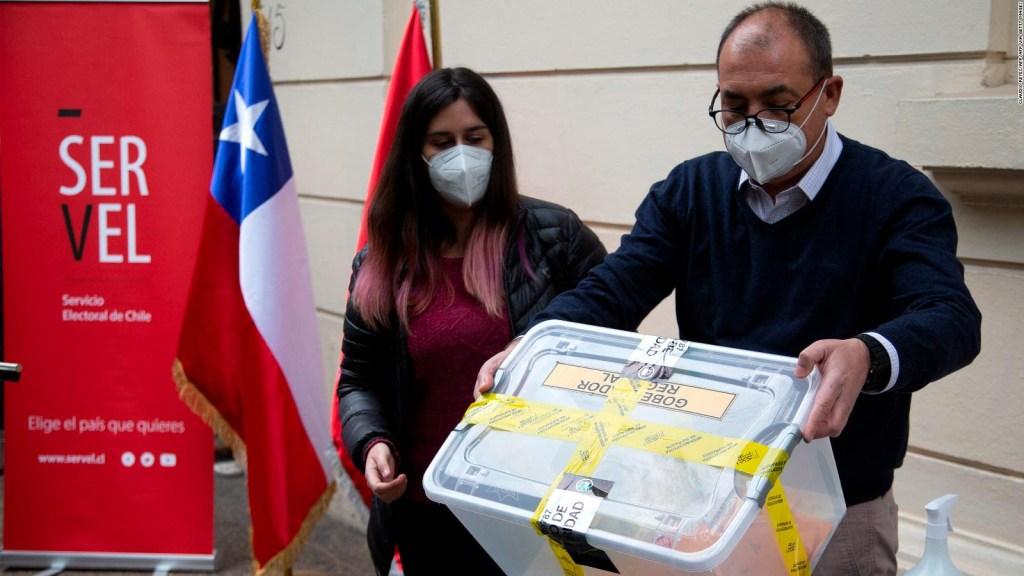 Segunda jornada de elección constituyente en Chile