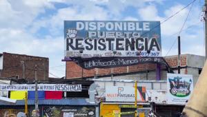 ¿Qué es Puerto Resistencia en Cali? CNN recorrió la zona