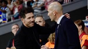 La definición por el título entre Atlético y Real Madrid