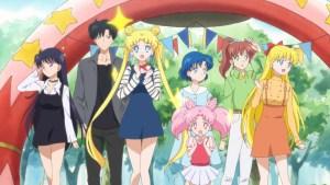 Sailor Moon llega con toda su fuerza lunar a Netflix