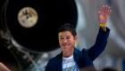 Yusaku Maezawa irá a la Estación Espacial Internacional
