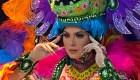 Avelino Roque: Mi traje es una fantasía muy surrealista