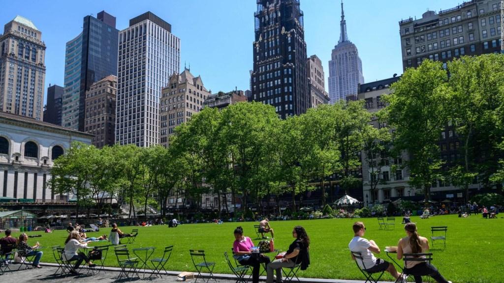 Nueva York se prepara para recibir al turismo