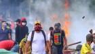 Cambios en la seguridad durante las marchas en Cali