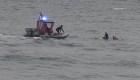 Un muerto en naufragio frente a la costa de San Diego