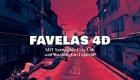 """Brasil: el MIT te muestra las """"favelas 4D"""""""