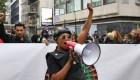 Vigilia en Londres por la salud de Sasha Johnson