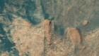 Así se ve el rover Curiosity desde el espacio