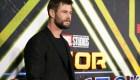 Chris Hemsworth dice que su hijo quiere ser Superman