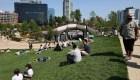 Abre un nuevo parque público en Nueva York