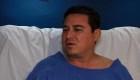 Salimos vivos para poder contarlo, candidato atacado en Acapulco