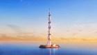 Este sería el segundo rascacielos más alto del mundo