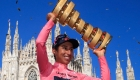 La hazaña de Egan Bernal, campeón del Giro de Italia
