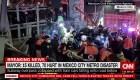 metro mexico accidente muertos heridos brk internacional