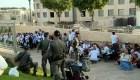 sirenas misiles jerusalen palestina bombas