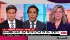 FDA da luz verde a la vacuna de Pfizer para adolescentes