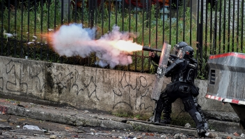 Duque en CNN: Tenemos cero tolerancia al abuso policial