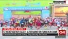 21 corredores de ultramaratón mueren en China por clima extremo
