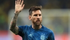 Messi ya se entrena en Argentina
