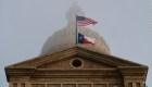 Demócratas de Texas celebran bloqueo a proyecto de voto