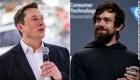 Musk y Dorsey acuerdan un diálogo sobre el bitcon