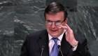 Marcelo Ebrard critica gestión de Luis Almagro en la OEA