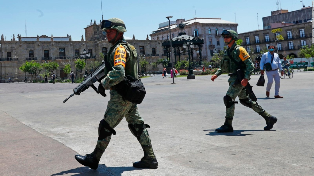 Este es el cártel mejor armado de México, según EE.UU.