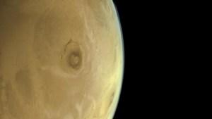 Nuevas fotos de Marte enviadas por la sonda árabe Hope