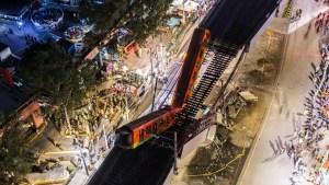 AMLO pide esperar el peritaje sobre accidente del metro