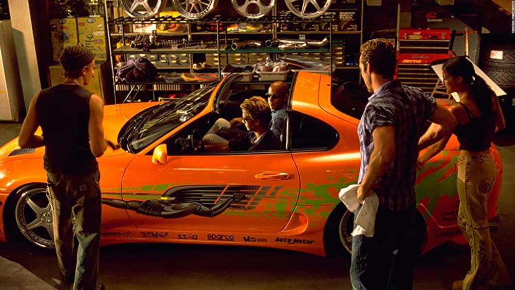 """Mira el auto de """"Rápido y Furioso"""" que se subastó"""