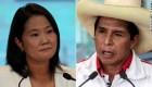 Perú decide entre Fujimori o Castillo
