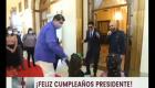 Bonny Cepeda: No se me pagó en cumpleaños de Maduro