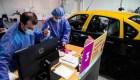 Centro de vacunación sin salir del auto en Buenos Aires