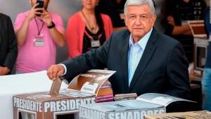 El referéndum sobre AMLO y Morena