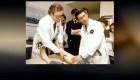 Fauci recuerda su trabajo contra el sida, 40 años después