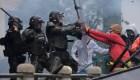 El riesgo del ejército en las calles, según Jorge Ramos
