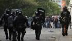 Colombia vs. Argentina: incidentes afuera del estadio