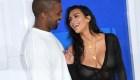 Kim Kardashian felicitó a Kanye West por su cumpleaños