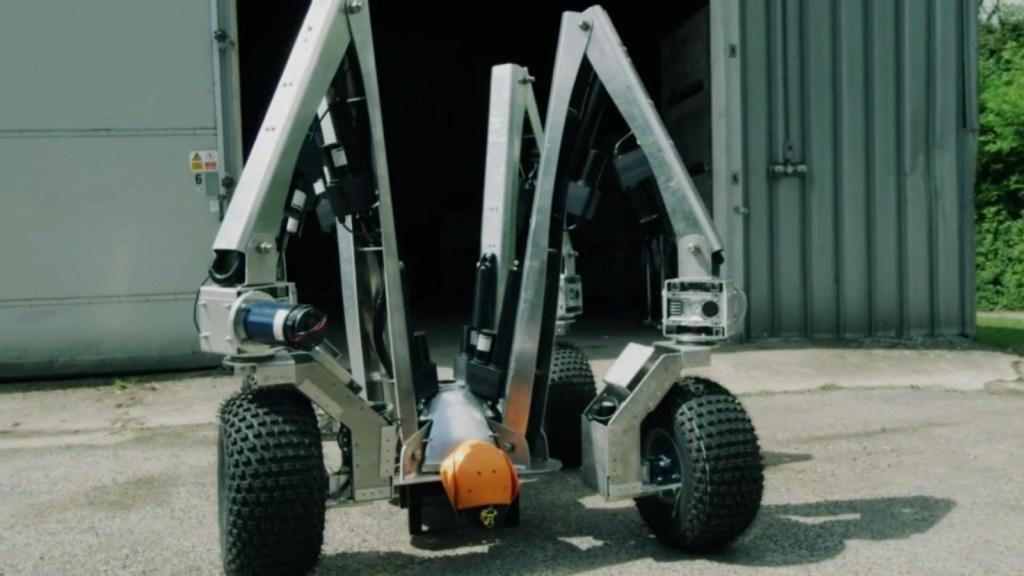 Estos robots minimizan el uso de pesticidas en granjas