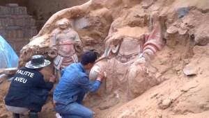 Nuevo descubrimiento en la Gran Muralla China