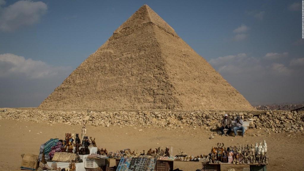 Egipto ofrece valiosos 'souvenirs' para los turistas